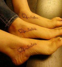 Tattoo with sinus rhythm