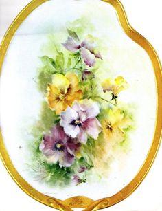 Risultati immagini per porcelain painting supplies