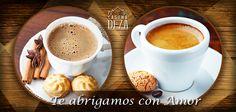 ¿Chocolate ó Café?.