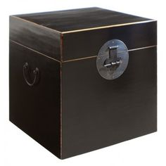 Beijing Cube Chest - Side Tables - Furniture - Andrew Martin