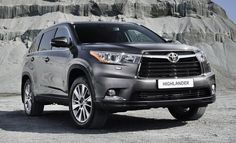 2016 Toyota Highlander Specs, Release Date and Price - The newest 2016 Toyota Highlander have two engine choices. The very first engine would be a 3.5-liter V6, while the other is a 2.7-liter with four-cylinder.