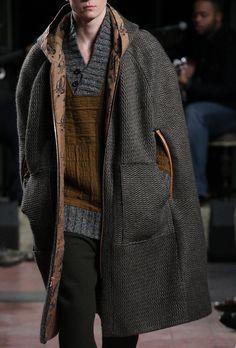 monsieurcouture:Billy Reid F/W 2015 Menswear New York Fashion Week