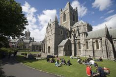 Christ Church has been a leading tourist attraction since 1028!