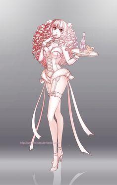 Commission: Lilibeth by omocha-san.deviantart.com on @deviantART