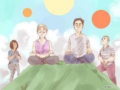Piques meditación