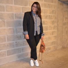 Plus Size Fashion - Ciao Bella: BOYISH