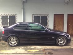 Bmw E36 Compact, Bavarian Motor Works, Car, Automobile, Autos, Cars