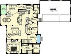 Great Views with Bonus Level - 73276HS   Architectural Designs - House Plans