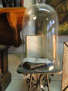 reading--old books, glasses