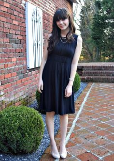 Megan of Freckled Italian in our Romantic Dress: What I Wore 45: Wedding Season, Part One