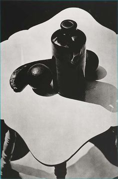 Paul Strand (1890-1976)  Jug and fruit, Connecticut