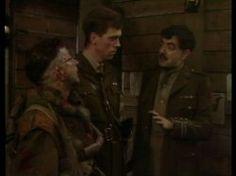 Tony Robinson, Huge Laurie, Rowan Atkinson