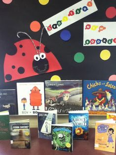 Spotted--New Books! at DCG Elementary Libraries