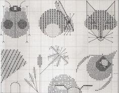 Gallery.ru / Фото #120 - Puckerbrush, дизайны по картинам Чарльза Харпера - natalytretyak