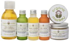 Cheeky Monkey Organic Baby Products - Love Amber X - Child and Adult Health Necklaces Bracelets and Anklets