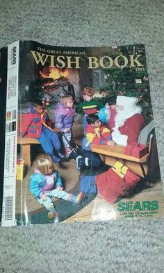 This edition was published for my son's very first Christmas. No doubt I found a present or two in this!