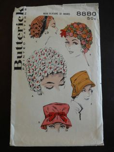 Gorgeous Vintage 1950s Hat Wardrobe