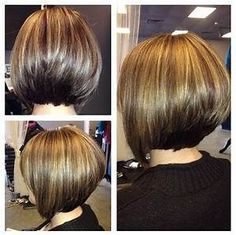 Short Angled Bob Hairstyles Back View 55 with Short Angled Bob Hairstyles Back View - Hairstyles ...