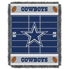 Football Fan Shop The Northwest Company Mini Throw - Dallas Cowboys