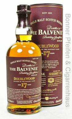 Balvenie Whisky Double Wood 17 y.o.