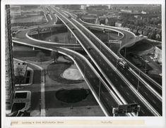 Building the Westway, Nov 1971