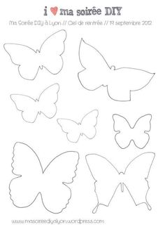 Home Decorating Style 2020 for Dessin Bapteme Papillon, you can see Dessin Bapteme Papillon and more pictures for Home Interior Designing 2020 at Coloriage Kids. Butterfly Template, Butterfly Crafts, Butterfly Pattern, Diy Paper, Paper Art, Paper Crafts, Diy And Crafts, Crafts For Kids, Arts And Crafts