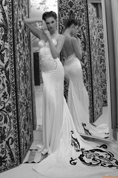 Vestidos de noiva Inbal Dror BR-13-17 Paris 2013