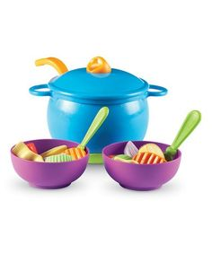 Another great find on #zulily! New Sprouts® Soup's On Toy Set #zulilyfinds