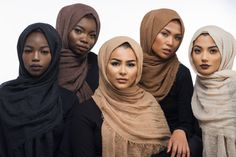 SKIN | habibadasilvia; I have been trying to find a scarf that would blend better with my skin tone and I think I may have found my brand! Must do more research now