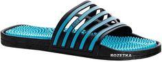 Шлепанцы Coral Coast H96 44 Черно-синие