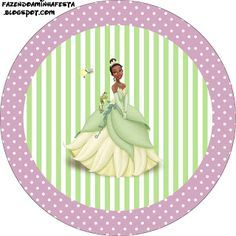 Tiana Birthday Kit - Invitations, boxes, labels, images & more. X