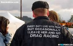 Funny Drag Racing