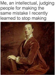 Me, an intellectual