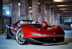The Ferrari Pininfarina Sergio