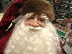 How to Make a Santa Doll : Archive : Home & Garden Television