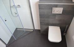praktische wegklapbare douchedeuren voor klein badkamer