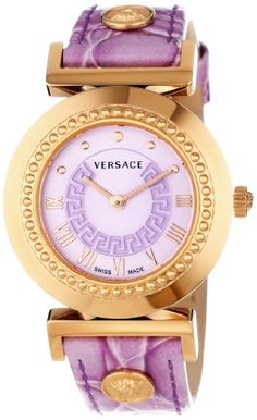 Versace Women's P5Q80D702 S702 Vanity Rose Gold Ion-Plated Stainless Steel Leather Band Watch Versace,http://www.amazon.com/dp/B007V4YV8U/ref=cm_sw_r_pi_dp_ejJstb12R3YA8151