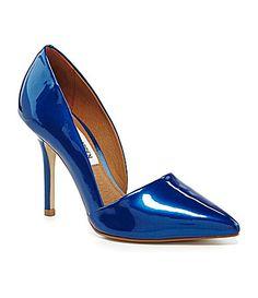 Steve Madden Frennzy Pumps #Dillards Stiletto Heels, High Heels, Steve Madden Shoes, Shoe Collection, Dillards, Boat Shoes, Uggs, Christian Louboutin, Footwear