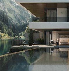 Dream House Interior, Luxury Homes Dream Houses, Dream Home Design, Life Design, Design Hotel, Design Studio, Design Living Room, Design Furniture, Building Design