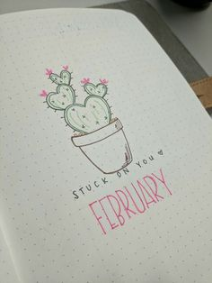 Easy Bullet Journal Ideas To Well Organize & Accelerate Your Ambitious Goals - Aline Baumgarten - Bullet Journal Agenda, February Bullet Journal, Bullet Journal Themes, Bullet Journal Inspiration, Bullet Journal Title Page, Bullet Journal Easy, Bullet Journal Daily Spread, Journal Layout, My Journal
