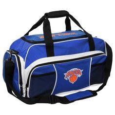 New York Knicks Tuck Duffel Bag - Royal Blue - $23.99