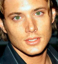 Jensen Ackles when he was on Days of Our Lives. He was a newbie that I thought was adorable way back then.