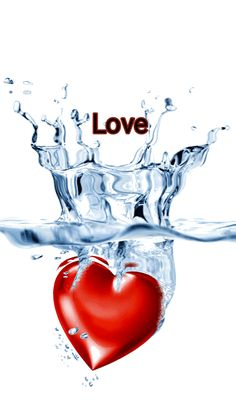 Foto: If it overheats, it cools down. Love Heart Gif, Love You Gif, Love You Images, Cute Love Gif, Free To Use Images, Heart Art, Love Pictures, My Love, Heart Pics