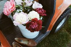 Kinfolk Tips for growing Peonies