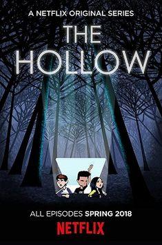cnmoviez: Dubbed Farsi First Season Animated Series The Hollow Season 1 2019 Shows On Netflix, Netflix Series, Series Movies, Tv Series, Gladiators Of Rome, The Hollows Series, Hollow Game, The Hallow, Netflix Original Series