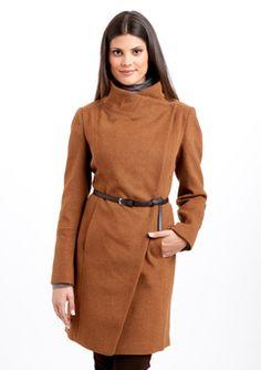 such a classic coat. gotta love nine west!