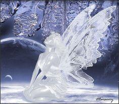 Escultura de Hielo - ✯ http://www.pinterest.com/PinFantasy/arte-~-con-hielo-y-nieve-~-ice-and-snow-art/