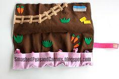 Smashed Peas and Carrots: Fold-n-Go Pony Farm
