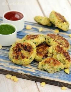 A simple and subtle blend of ingredients shaped into tikkis that goes well as a teatime snack.