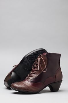 The Dansko Brown Multi Antiqued Calf from the Felix collection.